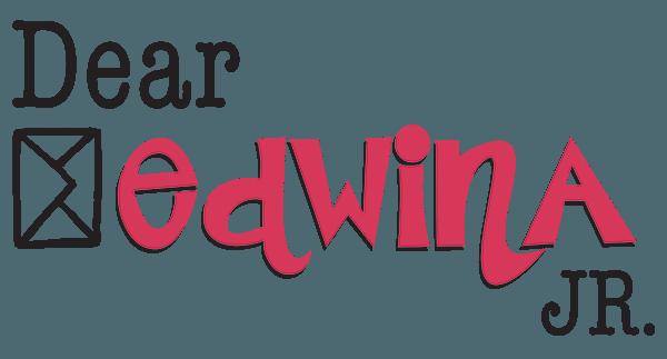 Logo for NTPA's Production of Dear Edwina Jr.
