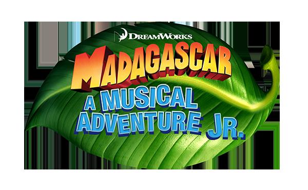NTPA's Production of Madagascar Jr. Logo