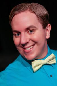 Headshot of NTPA Resident Director Nick Mann