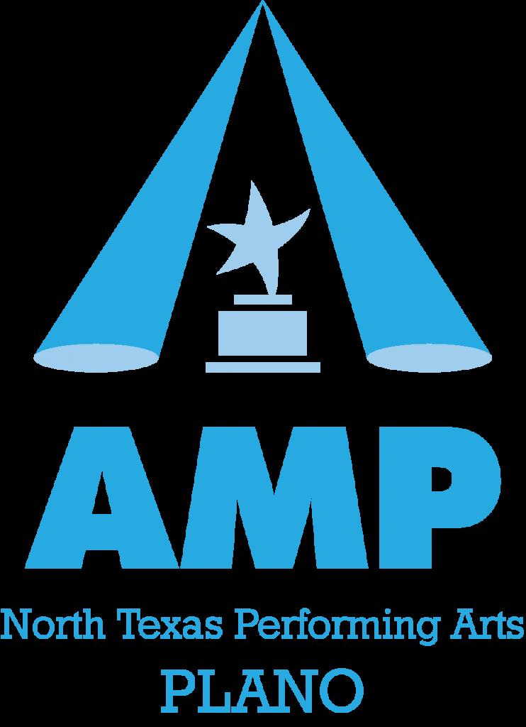 North Texas Performing Arts AMP awards in Plano logo