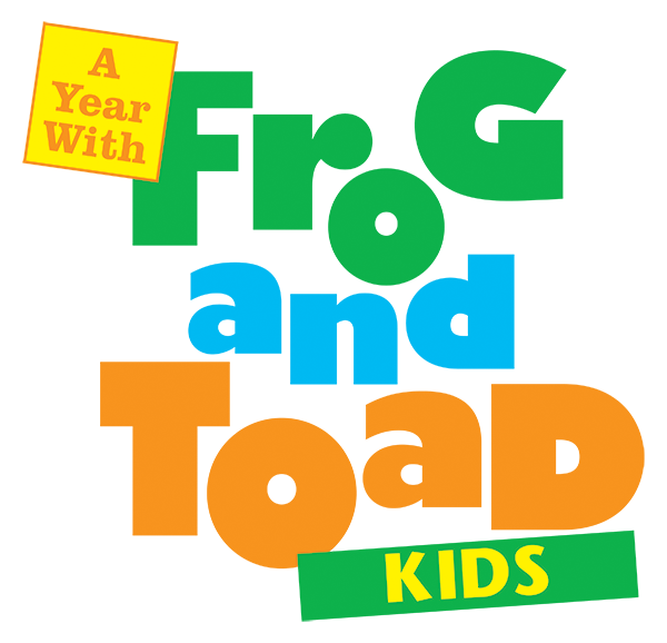 A Year with Frog and Toad Kids Logo