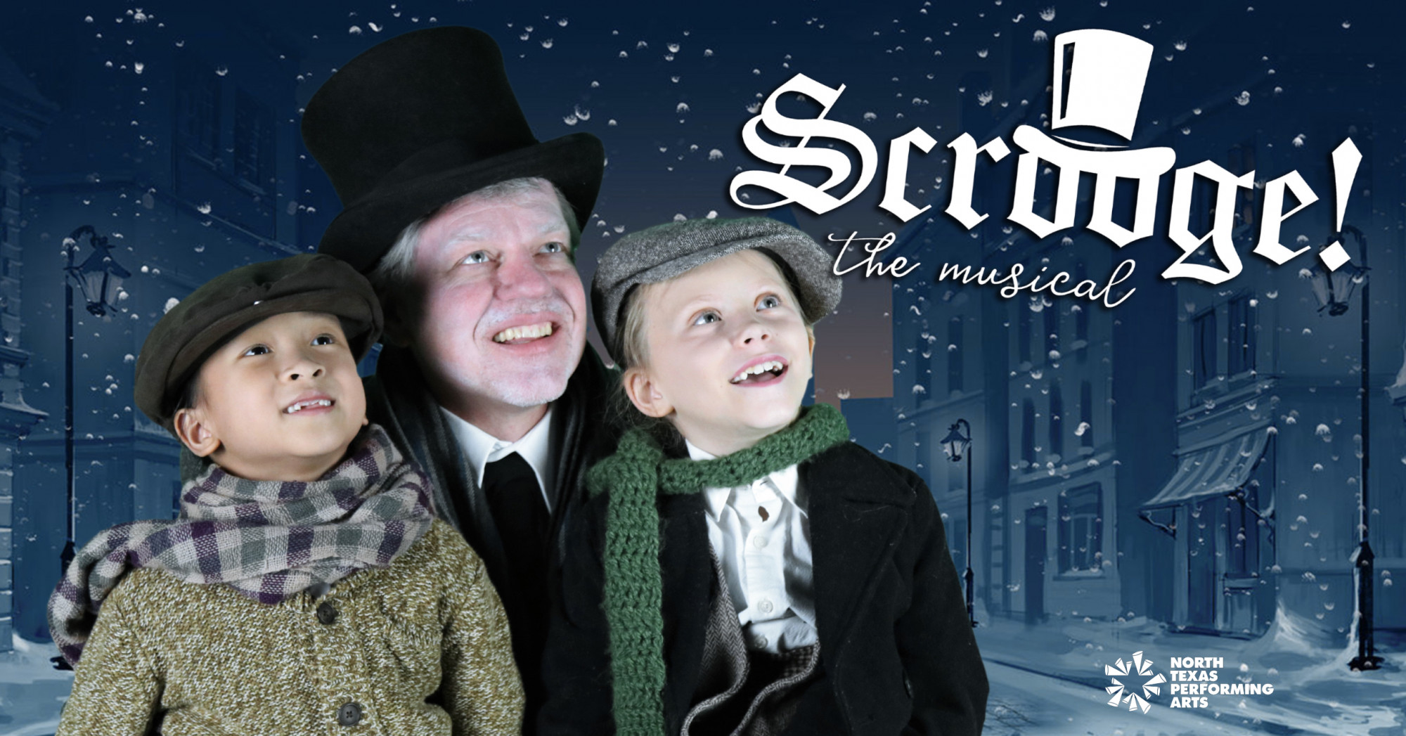 NTPA's Production of Scrooge Blog Article