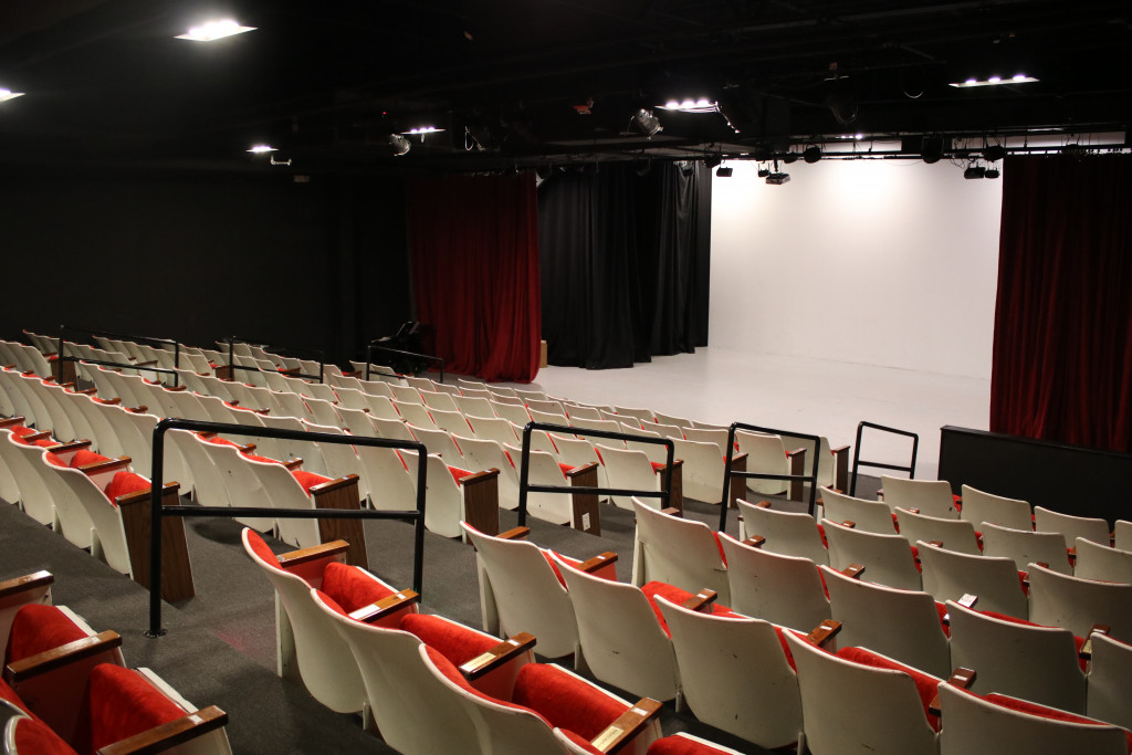 Willow Bend Proscenium Side