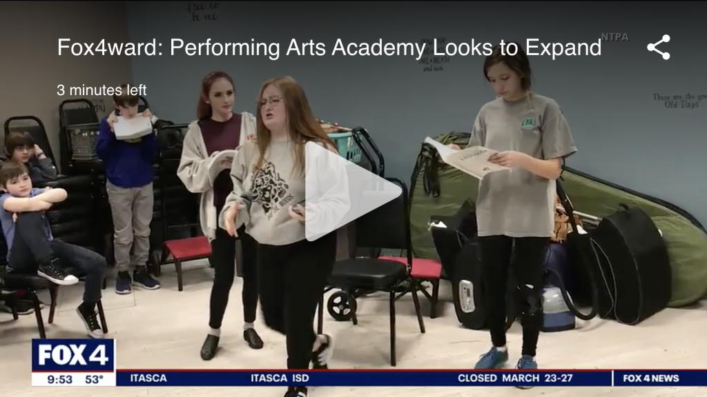 Fox 4 News Highlights NTPA Academy