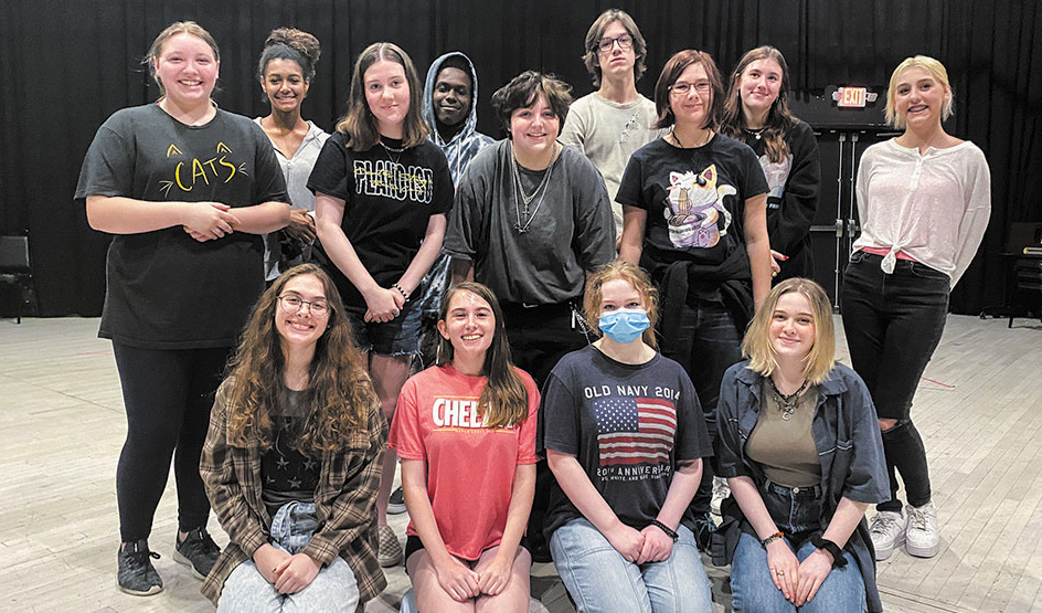 The cast of The Laramie Project - Plano